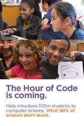 Тиждень інформатики. #ГОДИНУ КОДУ (#HourOfCode)